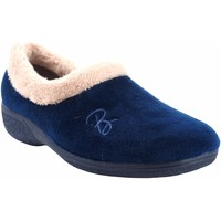 Chaussures Femme Chaussons Berevere Go home lady  en 888 bleu Bleu
