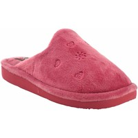 Chaussures Femme Chaussons Berevere Go home lady  en 0530 saumon Rose