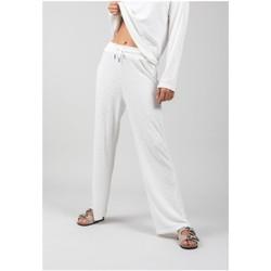 Vêtements Femme Pantalons de survêtement Deeluxe Pantalon OLGANA Off White