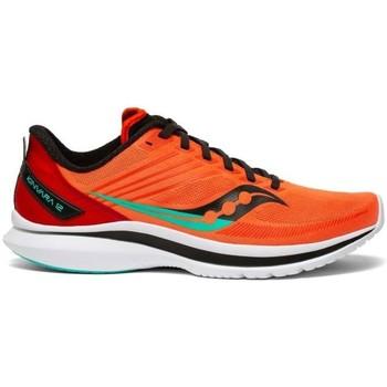 Chaussures Homme Derbies & Richelieu Saucony Kinvara 12 Orange