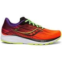 Chaussures Homme Baskets basses Saucony Guide 14 Orange