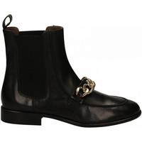 Chaussures Femme Derbies Il Borgo Firenze GANGE sigaro