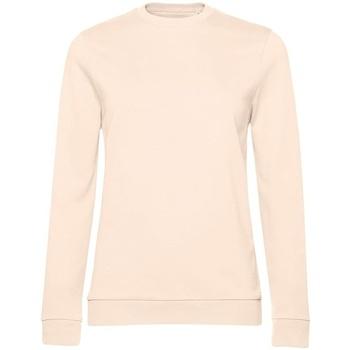 Vêtements Femme Sweats B&c WW02W Rose pâle