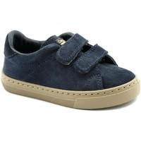 Chaussures Enfant Baskets basses Cienta CIE-CCC-90887-277-b Blu