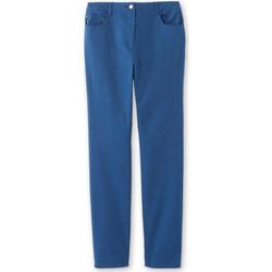 Vêtements Femme Pantalons 5 poches Kocoon Jean spécial ventre rond marine