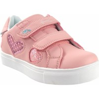 Chaussures Fille Multisport Bubble Bobble Chaussure fille  a3412 rose Rose
