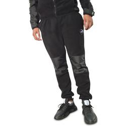 Vêtements Homme Pantalons de survêtement Helvetica Joggings  noir - ANTHO H327 BLACK Noir