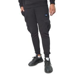 Vêtements Homme Pantalons de survêtement Helvetica Joggings  noir - BURTON BLACK Noir