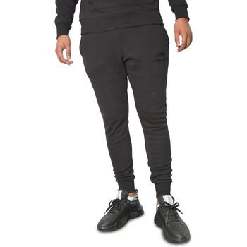Vêtements Homme Pantalons de survêtement Helvetica Joggings  noir - CONTI BLACK Noir