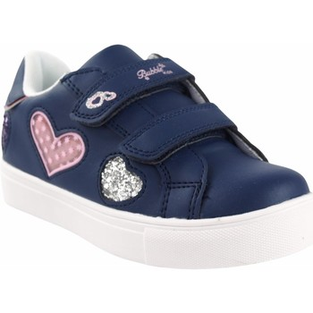 Chaussures Fille Multisport Bubble Bobble Chaussure fille  a3412 bleu Bleu