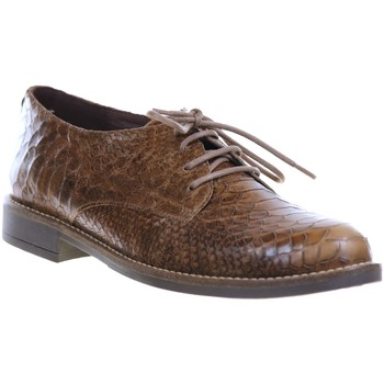 Chaussures Femme Derbies Maroli 7464 Camel