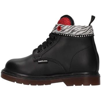Chaussures Fille Boots Balducci MATR4864 Noir