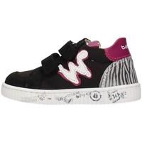 Chaussures Fille Baskets basses Balducci MSP3808N Noir