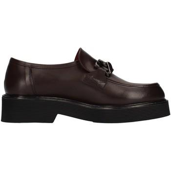 Chaussures Femme Mocassins Triver Flight 482-07 MARRON