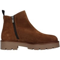 Chaussures Femme Boots Melluso R45340 Marron
