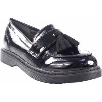 Chaussures Fille Derbies Bubble Bobble Chaussure fille  a2622 noir Noir