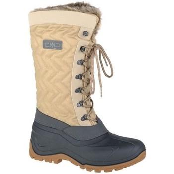 Chaussures Femme Bottes de neige Cmp Nietos Creme
