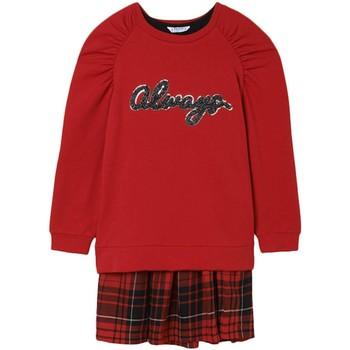 Vêtements Fille Robes Mayoral  Rojo