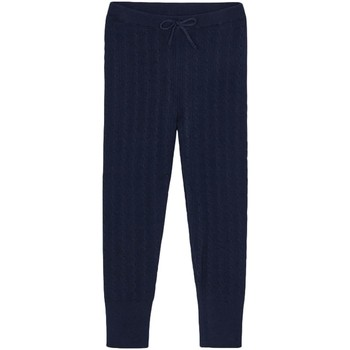 Vêtements Fille Short Uni Avec Ceinture Mayoral  Azul