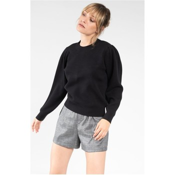 Vêtements Femme Pulls Deeluxe Pull BARBARA Black
