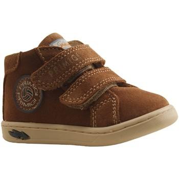 Chaussures Garçon Baskets montantes Primigi BABY LIKE COGNAC