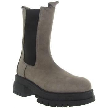 Chaussures Femme Bottines Inuovo 753125 Beige