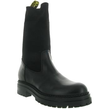 Chaussures Femme Bottines Inuovo 753009 Noir