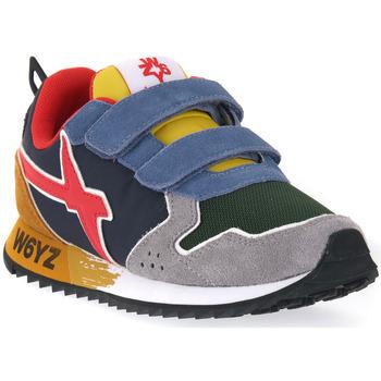 Chaussures Fille Baskets mode W6yz 2B08 JET VL J DARLK GREY Grigio