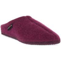 Chaussures Femme Chaussons Haflinger ALASKA MAULBEERE WALKSTOFF CALZ G Marrone
