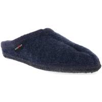 Chaussures Femme Chaussons Haflinger ALASKAJEANS WALKSTOFF CALZ G Blu