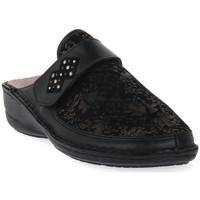 Chaussures Femme Chaussons Grunland NERO 68DARA Nero