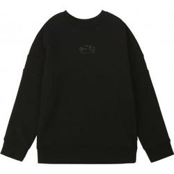 Vêtements Enfant Sweats BOSS Sweat junior  Hugo noir J25G68 Noir