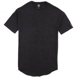 Vêtements Homme T-shirts manches courtes Black Kaviar Tee-shirt homme GLINKOV gris ou noir Noir
