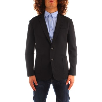Vêtements Homme Vestes / Blazers Trussardi 52H00029 1T005378 NOIR