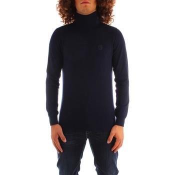 Vêtements Homme Pulls Trussardi 52M00516 0F000542 BLEU MARINE