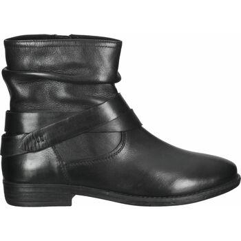 Chaussures Femme Boots SPM Bottines Schwarz