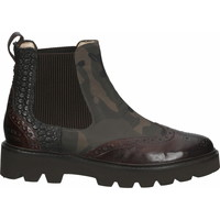 Chaussures Femme Boots Melvin & Hamilton Bottines Camouflage