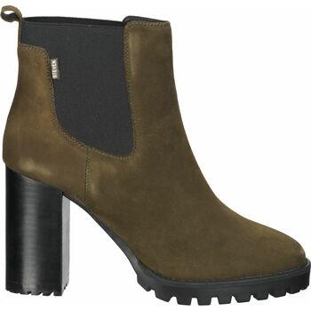 Chaussures Femme Low boots Steven New York Bottines Khaki