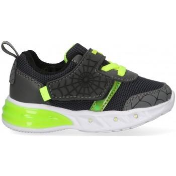 Chaussures Garçon Baskets mode Bubble 58921 Gris