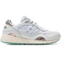 Chaussures Femme Baskets basses Saucony Ombre 6000 Blanc Blanc
