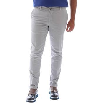 Vêtements Homme Pantalons Sei3sei 6OYSTER E1648 Gris