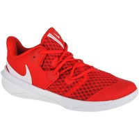 Chaussures Femme Running / trail Nike Zoom Hyperspeed Court Rouge