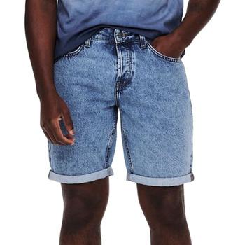Vêtements Homme Shorts / Bermudas Only & Sons  22019104 Bleu