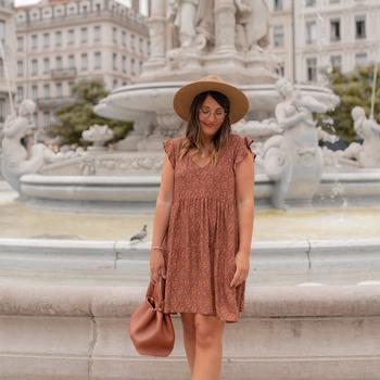 Vêtements Femme Robes courtes Céleste DAHLIA Multicolore