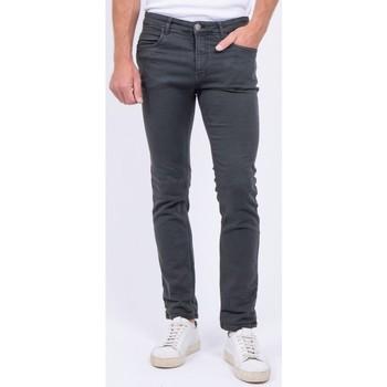 Vêtements Jeans slim Ritchie Pantalon 5 poches VAAS Gris foncé