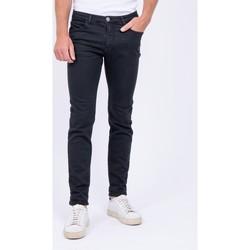 Vêtements Jeans slim Ritchie Pantalon 5 poches VAAS Noir