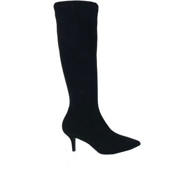 Chaussures Femme Cuissardes Brenda Zaro CHAUSSURES  F1238A Noir