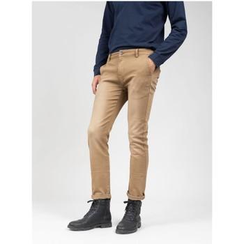 Vêtements Homme Jeans Deeluxe Jean JOGINO Beige