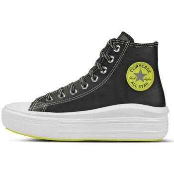 Chaussures Femme Baskets montantes Converse Basket $SKU Noir