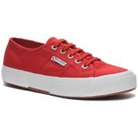 Chaussures Femme Baskets montantes Superga Basket $SKU Rouge